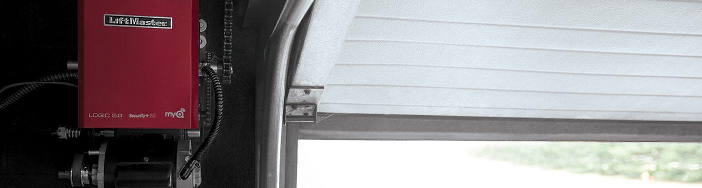 Dixie door commercial garage door opener info for Commercial garage door motor