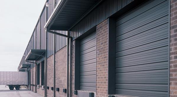 Commercial Garage Doors Sectional Model 2400