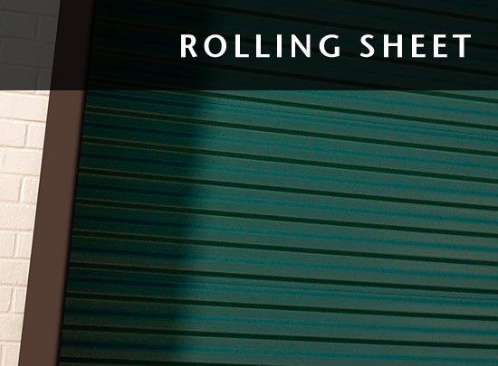 rolling-sheet