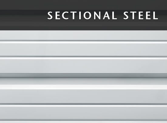 sectional-steel