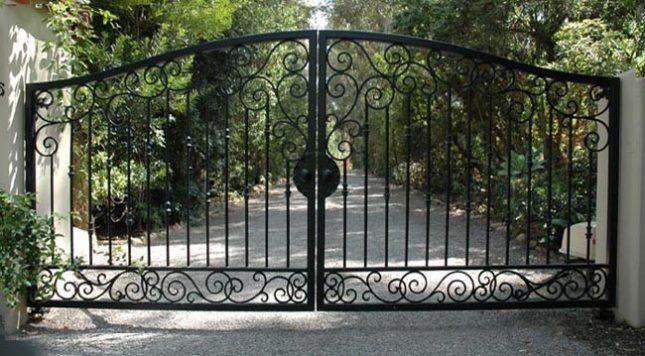 Custom Gate Project