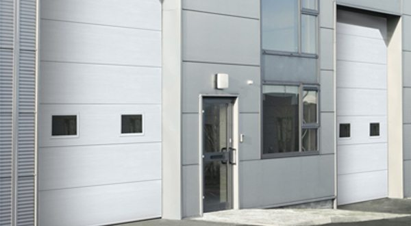 Commercial Garage door Model 2731