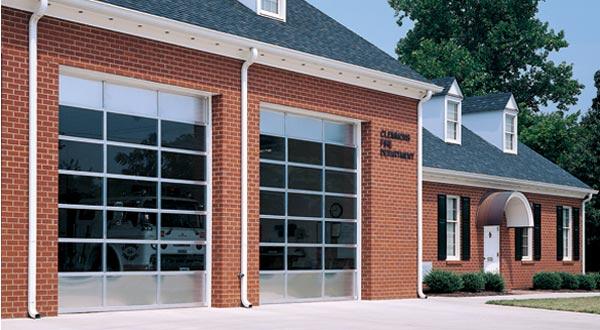 Commercial Garage Door Model 3502