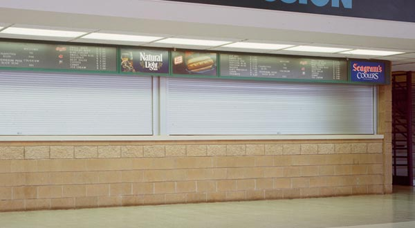 Commercial Garage Door Model 4400