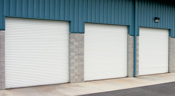 Commercial Garage Door Model 5501