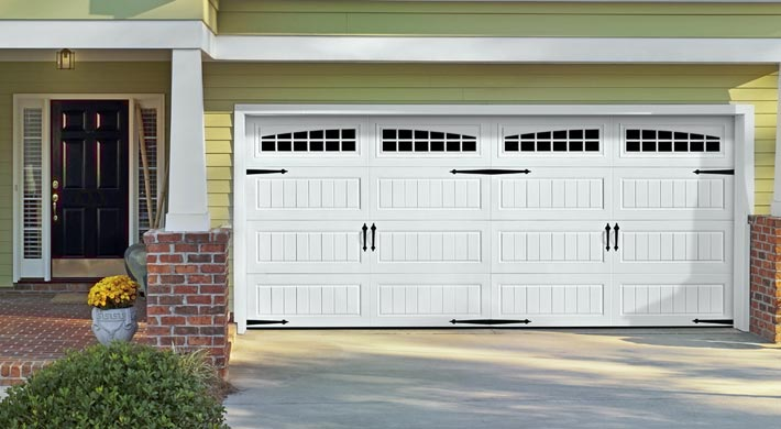 Dixie Door Residential Garage Doors Oak Summit Collection