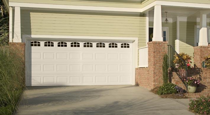 Dixie Door Residential Garage Doors Stratford Collection