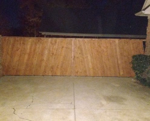 Custom Gate and Fence