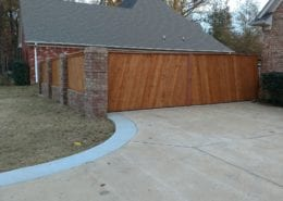 Custom Gate and Fence