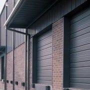 Commercial Garage Door Model 2402