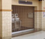 Rolling Steel Commercial Garage Doors Model 4300
