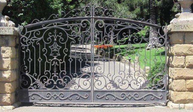 Custom Gate Project