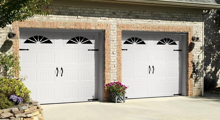 Hillcrest Garage Door Collection