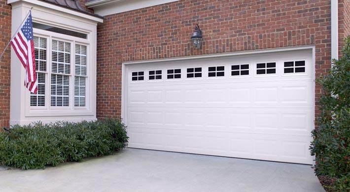 Olympus Garage Door