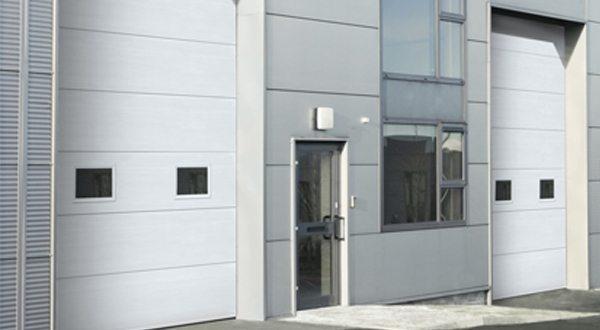 Commercial Garage door Model 2731