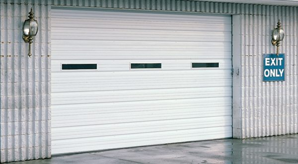 Commercial Garage Door Model 2502