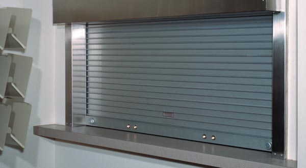 Commercial Garage Door Model 4500
