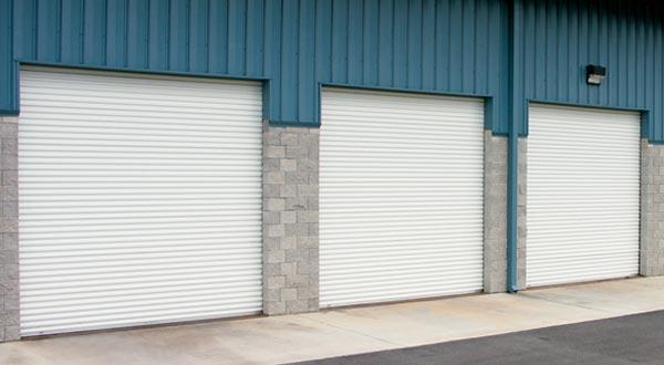 Commercial Garage Door Model 5501