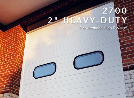 Commercial Garage Door Model 2742