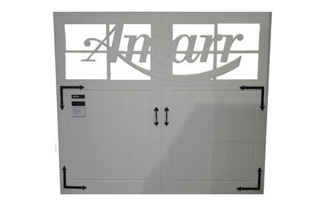 Coastal Garage Door custom designs