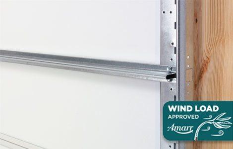 Oak Summit Garage Door Wind Load