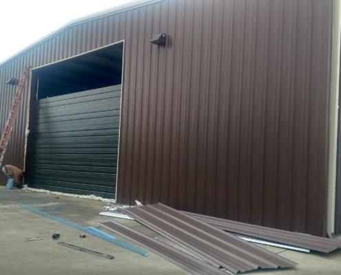 Custom Garage Door Dixie Door