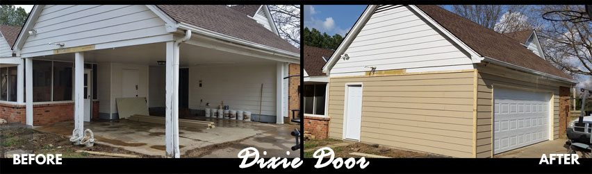dixiedooronline carport enclosure